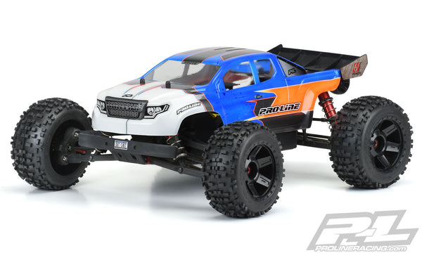 Brute Clear Body for ARRMA Outcast and Notorious
