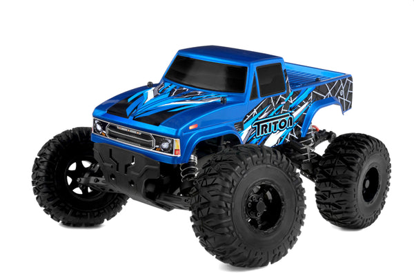 1/10 Triton SP 2WD Monster Truck Brushed RTR (No Battery