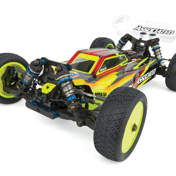 RC10 B74.1D 4WD 1/10 Team Buggy Kit