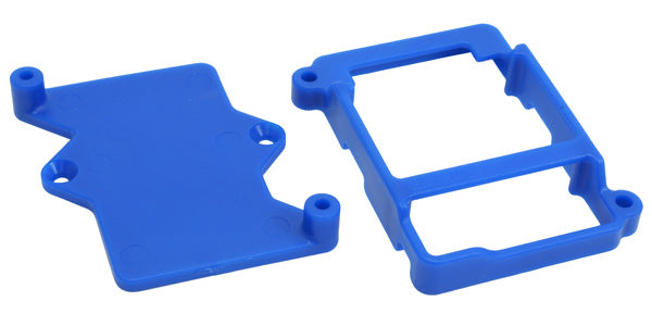 ESC Cage for Traxxas-Blue XL-5 & XL-10 ESCs