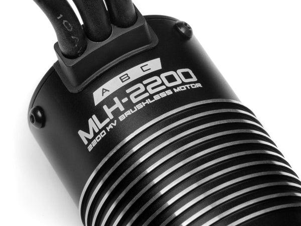 Flux MLH-2200 Brushless Motor