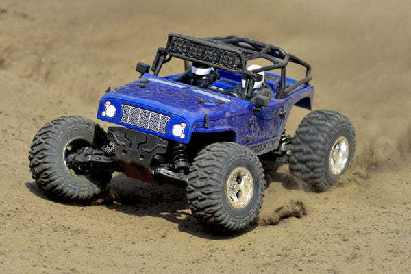 1/10 Moxoo SP 2WD Off Road Truck Brushed RTR (No Battery