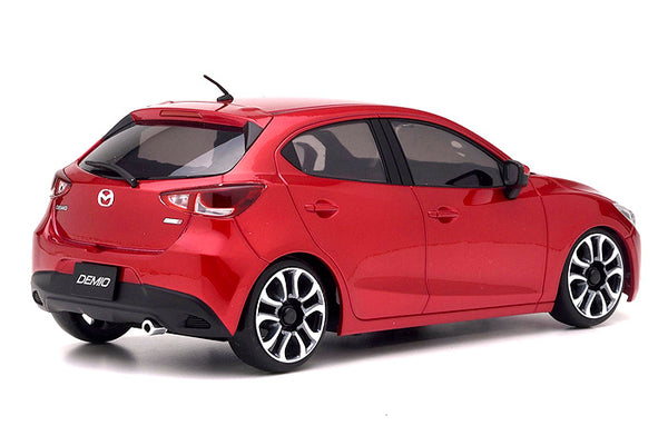 MINI-Z FWD Mazda 2 Red Premium