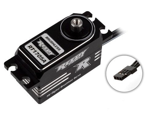 Reedy RT1705A Digital HV Aluminum Brushless Low-Profile