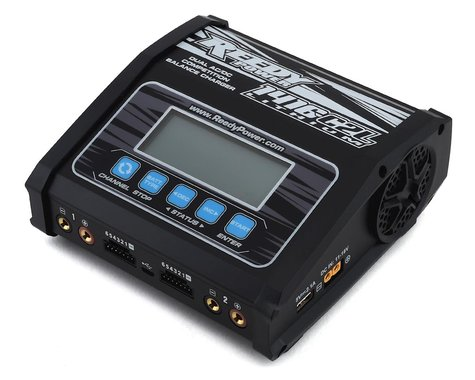Reedy 1416-C2L Dual AC/DC Comp Balance Charger