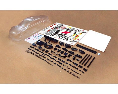 M40S Audi RS5 DTM Clear Body (#8 Sticker)