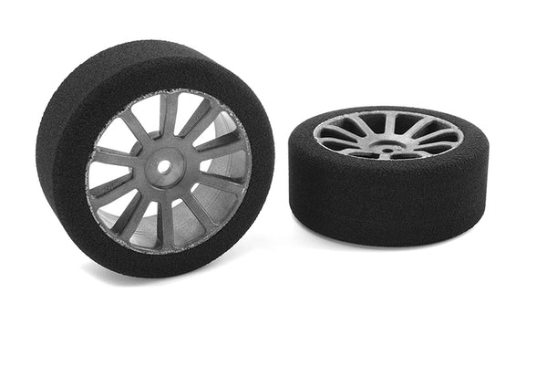 Attack Foam Tires - 1/10 GP Touring - 42 Shore - 26mm
