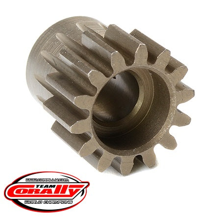 32 Pitch Pinion - Short - Hardened Steel - 14 Tooth -