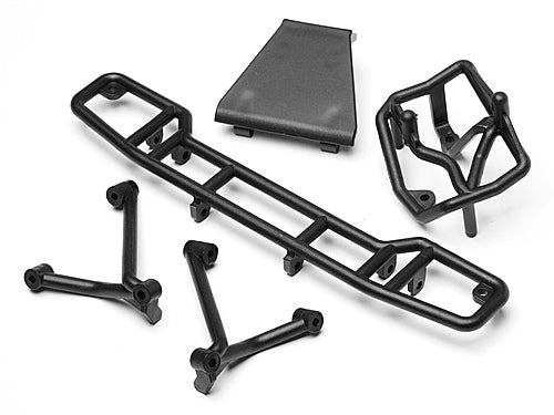 Rear Skid Plate/Bumper Set Mini Trophy