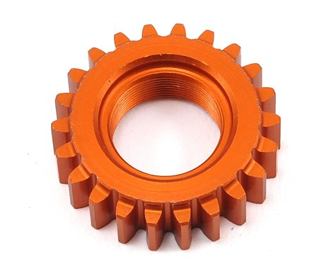 Threaded Pinion 22Tx12mm (1M) (Orange) Nitro 3