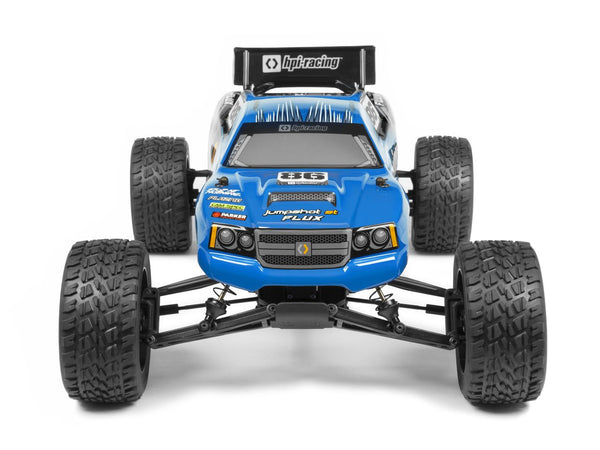 Jumpshot Flux Stadium Truck Blue
