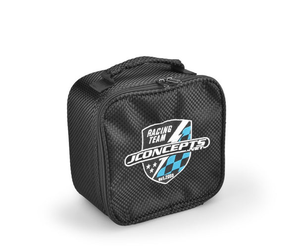 Finish Line Shock Oil Bag w/ Foam Inner Divider