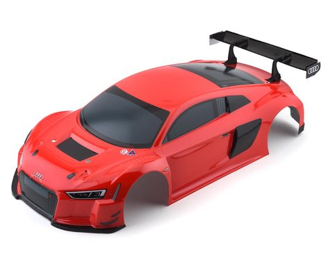 Audi R8 LMS 2015 Red Painted Body Set