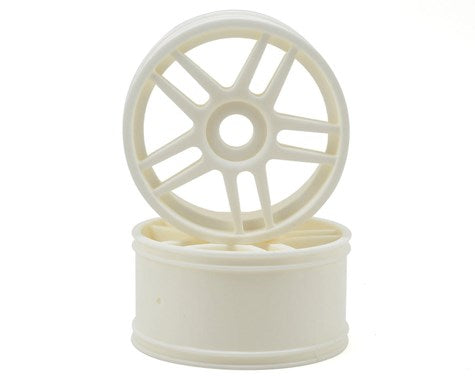 Wheels, 10 Spoke White for Inferno GT series