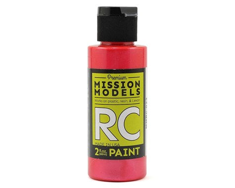 RC Paint 2 oz bottle Pearl Red
