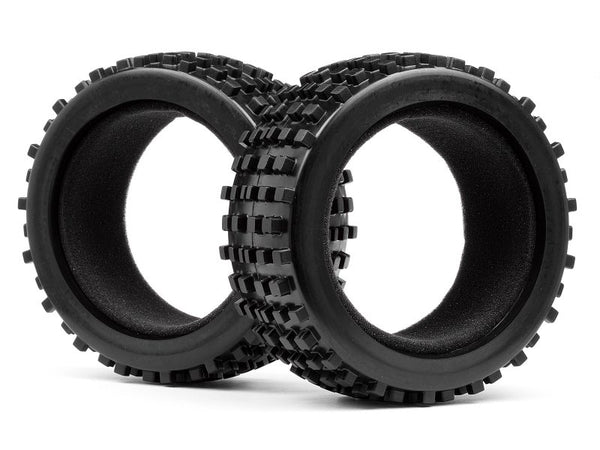 Tyres w/Inserts 2 Pcs (Vader XB)