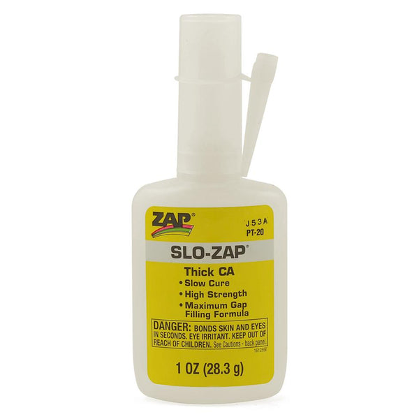 Slo-Zap (Thick) 1oz Bottle