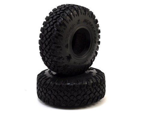 Braven Berserker 1.55 Scale Tires, Alien Kompound, w/ Foam