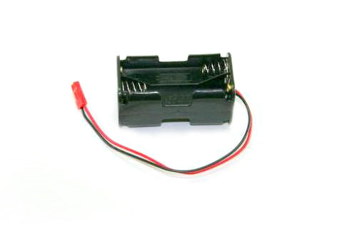 4-Cell AA Battery Holder