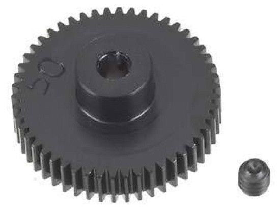 50T 64P PINION HARD COAT ALUM