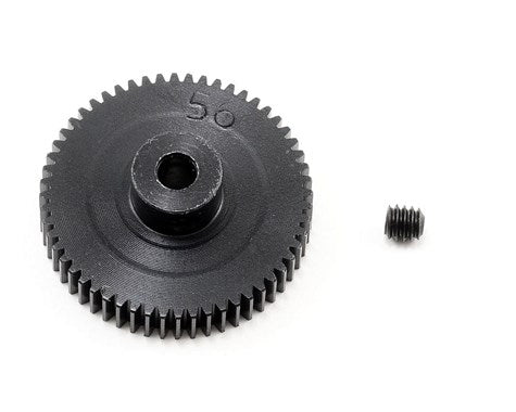 56T 64P PINION HARD COAT ALUM