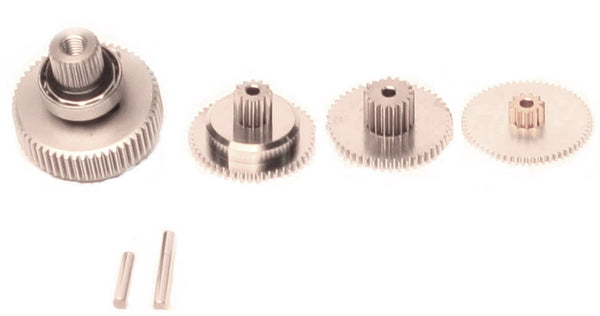 SERVO GEAR SET WITH BEARINGS SA1256TG