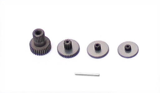 SW0250MG SERVO GEAR SET WITH BEARINGS