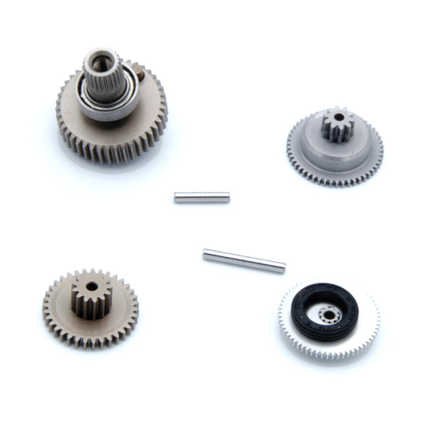Servo Gear Set w/ Bearings, for SW1212SG