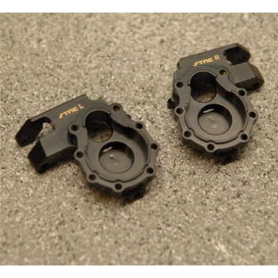 CNC Machined Brass Front Axle Steering Knuckles, for TRX-4,