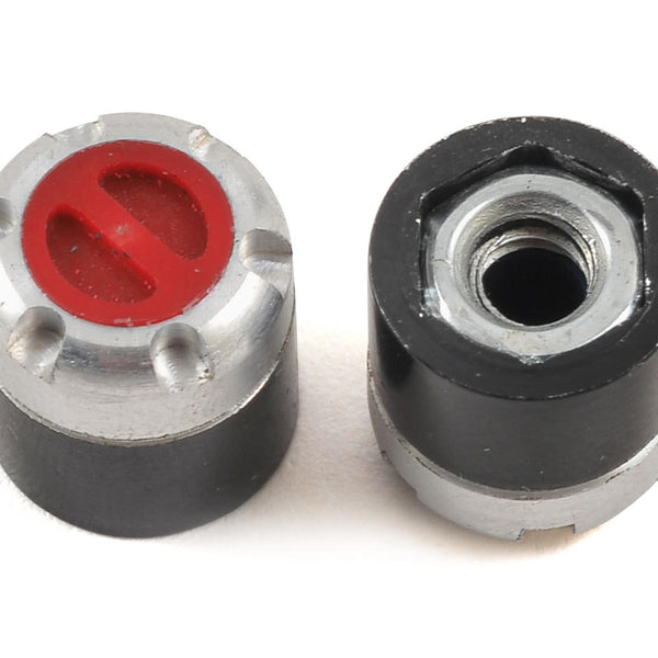 Scale Locking Hubs (Red)
