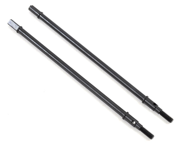 Centered Rear Axle Shafts for Wraith