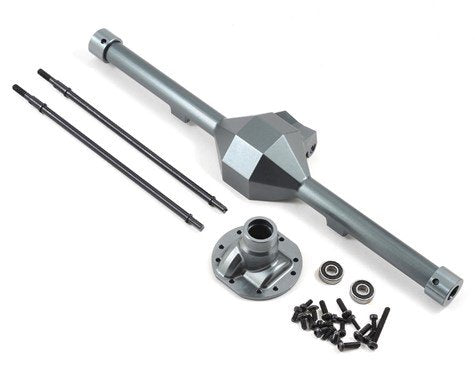 Wide Diamond Centered Axle for Yeti (Grey)