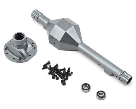 Diamond Front Axle for Wraith (Grey)