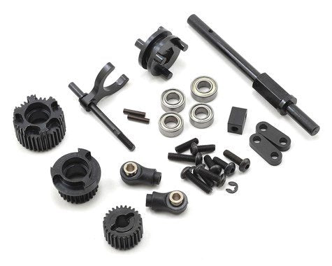 2 Speed Trans Conversion Kit for SCX10 II
