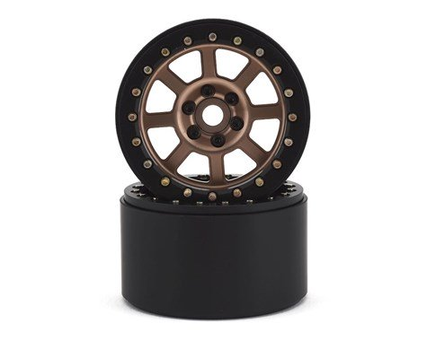 "2.2"" Wide Assassin Beadlock Wheels (Bronze)"
