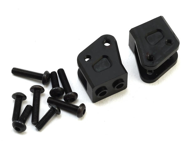 Diamond Axle Link Mounts for Yeti/Wraith (Black)