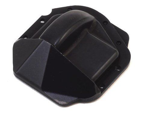 HD D60 Front Diff Cover (Black) Wraith/SMT10/Bomber