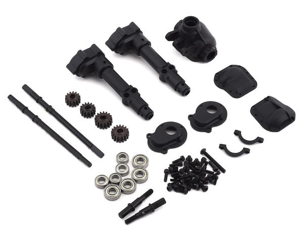 Pro44 Portal Rear Axle for SCX10 II