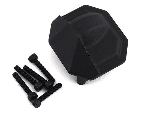 HD Aluminum Diff Cover for Enduro (Black)