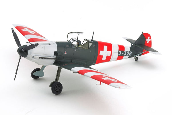 1/48 Swiss Messerschmitt BF109 E-3
