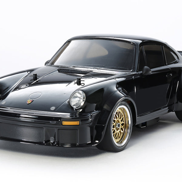 1/10 R/C Porsche Turbo RSR Type 934 Black Edition(TA02SW)