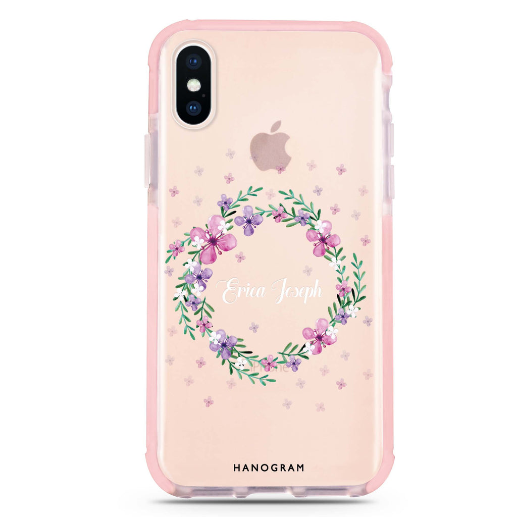 Floral Ring II iPhone XS Max 吸震防摔保護殼