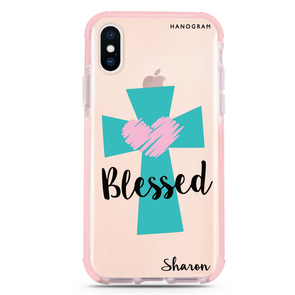 Blessed iPhone XS Max 吸震防摔保護殼