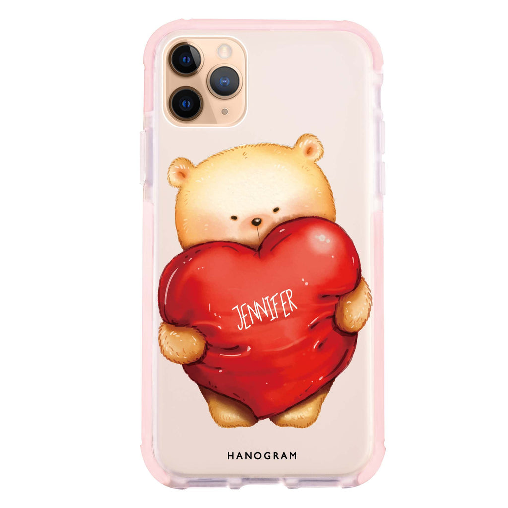 Bear Hug iPhone 11 Pro Max 吸震防摔保護殼