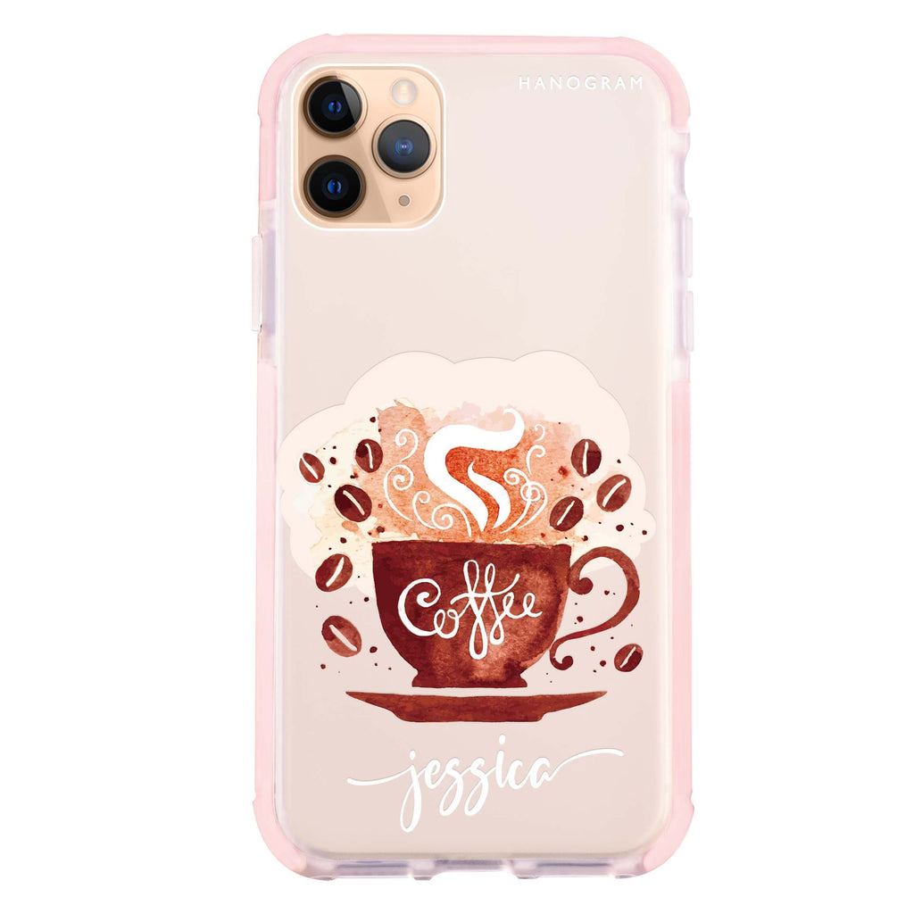 Fragrant coffee iPhone 11 Pro Max 吸震防摔保護殼