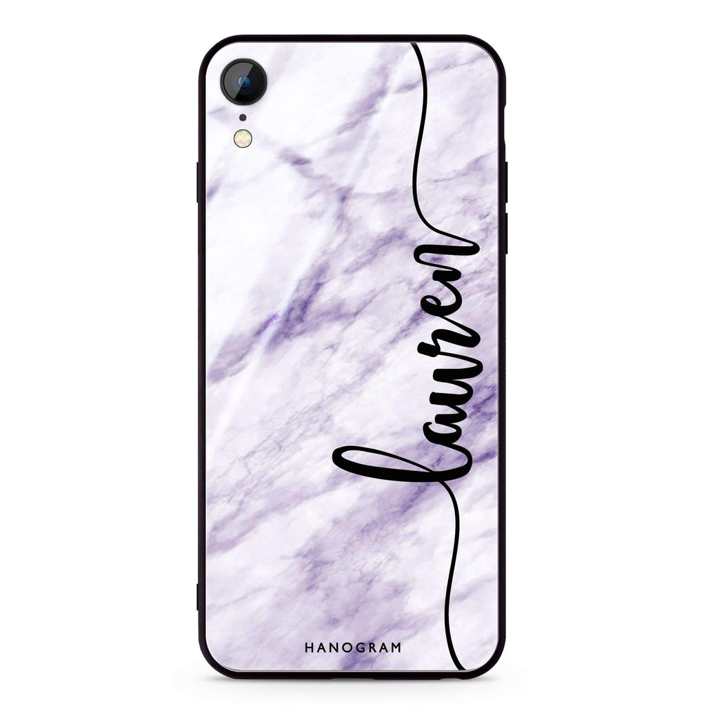 Marble Edition IV iPhone XR 超薄強化玻璃殻