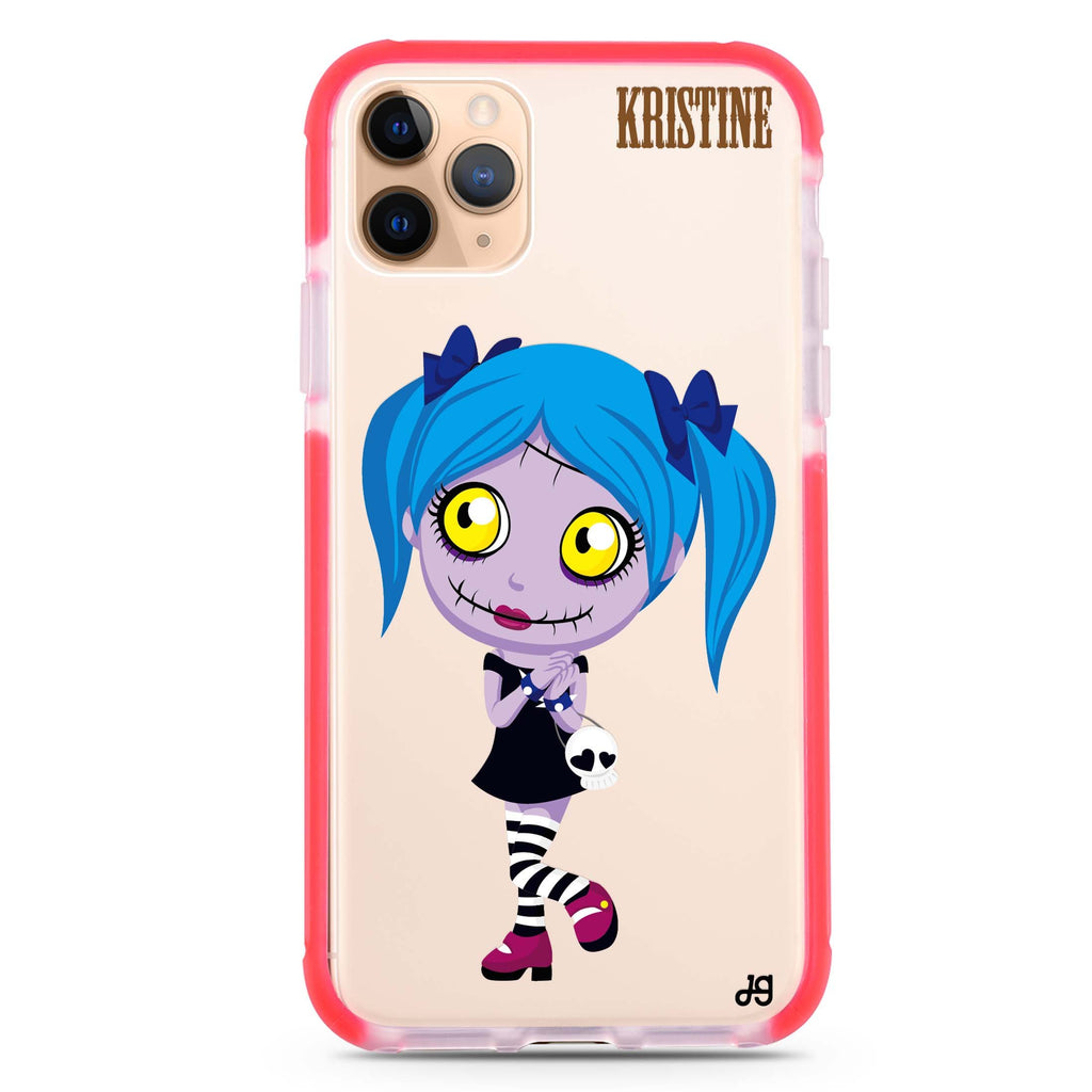 Zombie Love's girl iPhone 11 Pro Max 吸震防摔保護殼