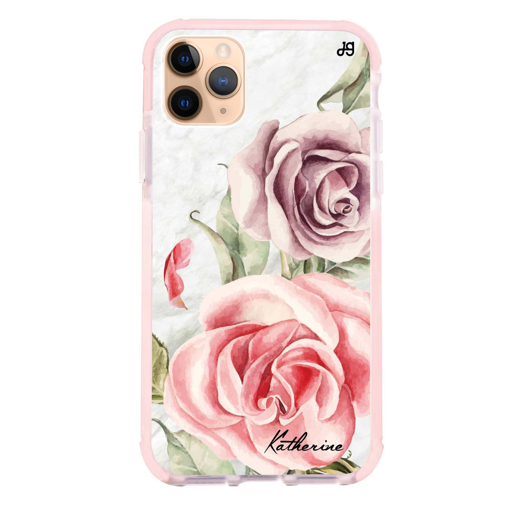 Marble & Rose iPhone 11 Pro Max 吸震防摔保護殼