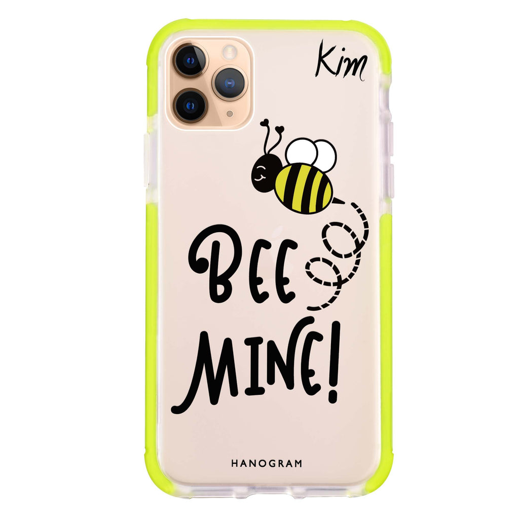 Bee Mine iPhone 11 Pro Max 吸震防摔保護殼