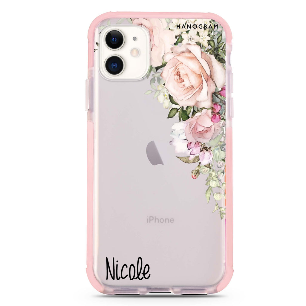 Elegant Rose I iPhone 11 吸震防摔保護殼